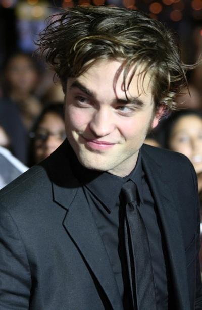 Robert Pattinson Twilight world premiere
