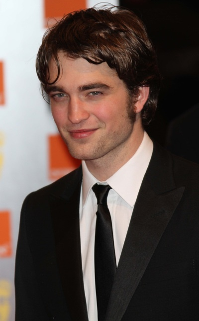 Robert Pattinson Orange British Academy
