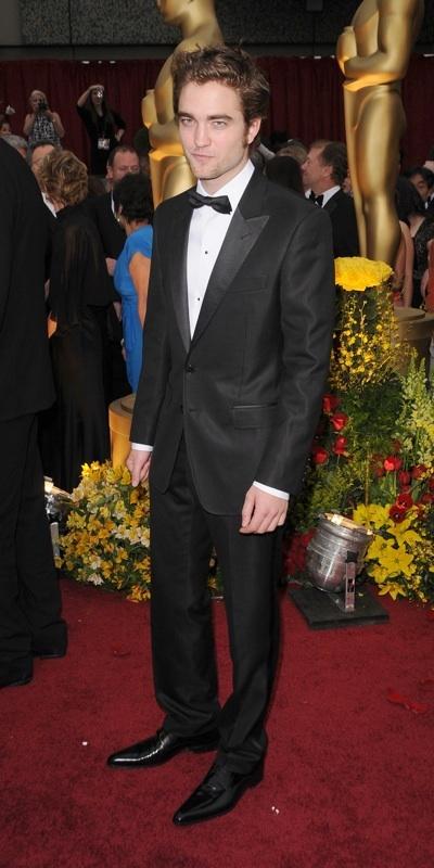 Robert Pattinson Oscars