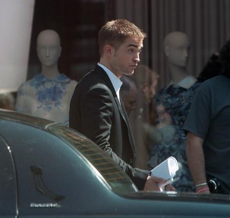 Robert Pattinson, Maps to the Stars