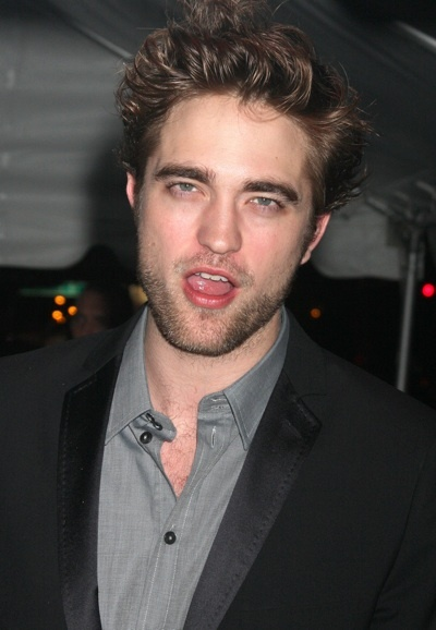 Robert Pattinson New Moon NY screening