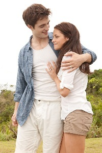 Breaking Dawn: Bella and Edward