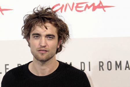 Robert Pattinson in Rome