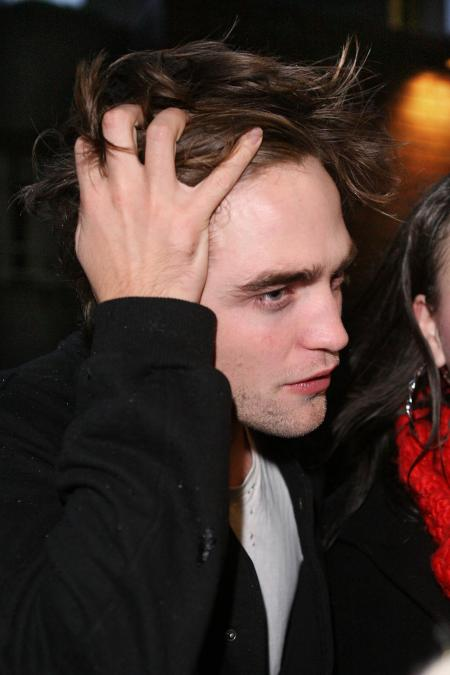Pattinson-hair