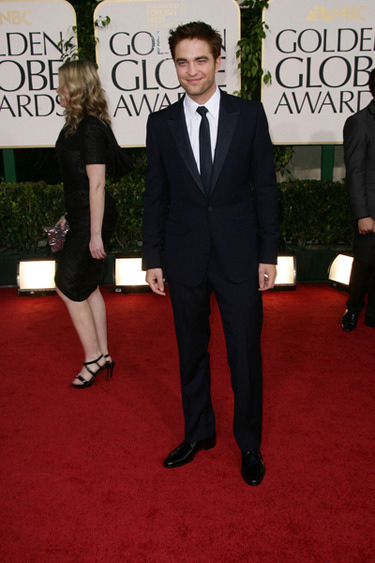 Robert Pattinson 2011 Golden Globes