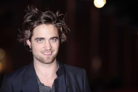 Robert Pattinson-Italy