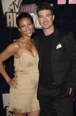 It's a Boy for Robin Thicke!