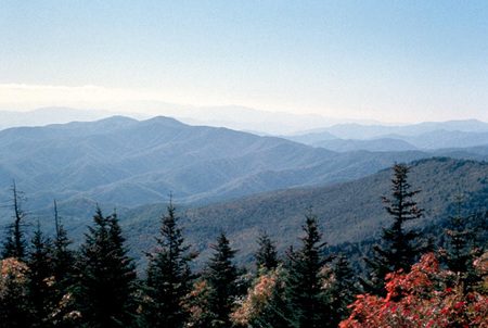 Great Smoky Mountains National Park, Tennesse
