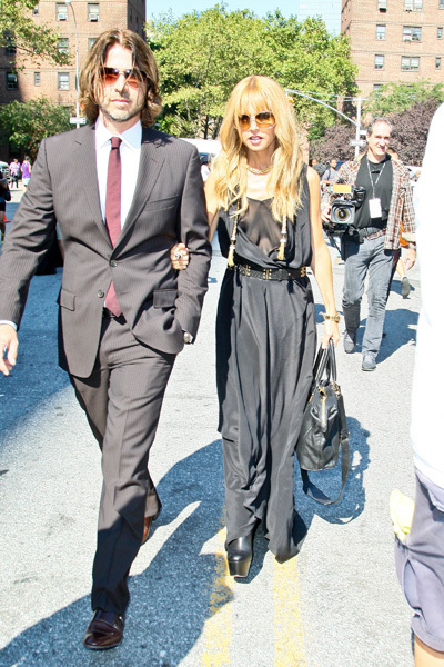 Rachel Zoe &amp;amp; Roger Berman
