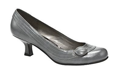 Round Toe Pump
