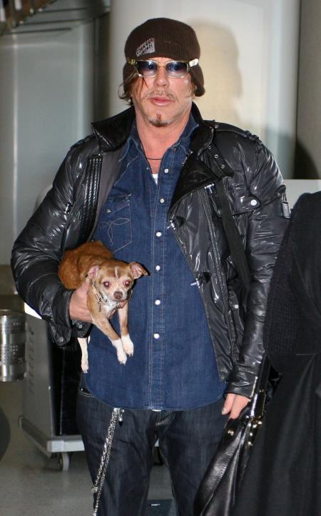 Mickey Rourke