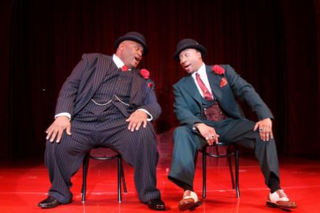 Studdard recently in musical Ain't Misbehavin'
