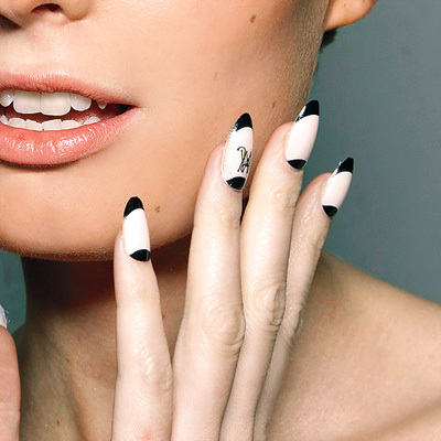 Round Nail Designs http://www.sheknows.com/beauty-and-style/makeup-and-beauty-tips-gallery/fun-hot-nail-designs-and-styles