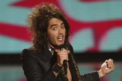 Worst Dressed: Russell Brand