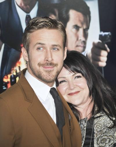 Ryan Gosling attends premiere