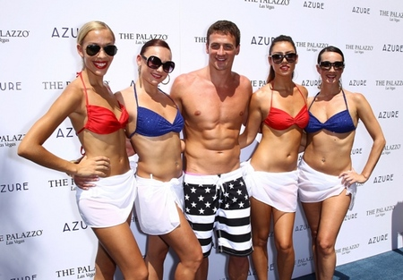 hollywood hottie ryan lochte