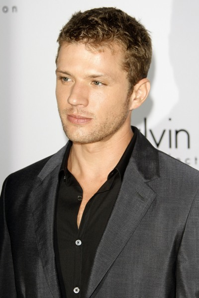 Ryan Phillippe styled in Calvin Klein.