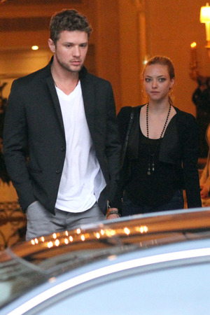 Ryan Phillippe and Amanda Seyfried