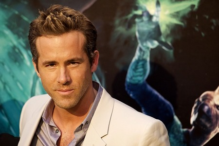Green with envy for Ryan Reynolds