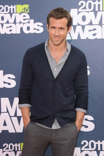 Ryan Reynolds at MTV Movie Awards