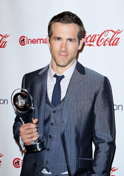 Ryan accepts award