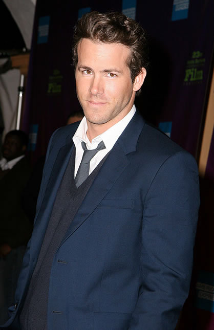 Ryan Reynolds - The Sexiest Man Alive
