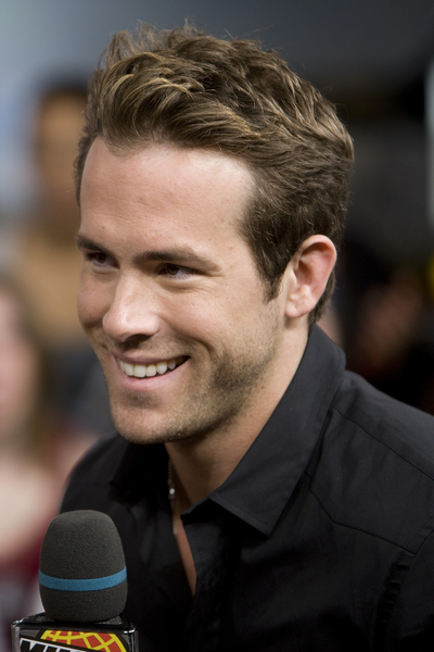 The Sexiest Man Alive -- Ryan Reynolds