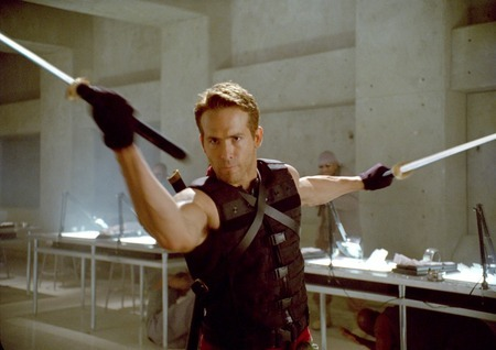 Ryan Reynolds in X-Men Origins: Wolverine
