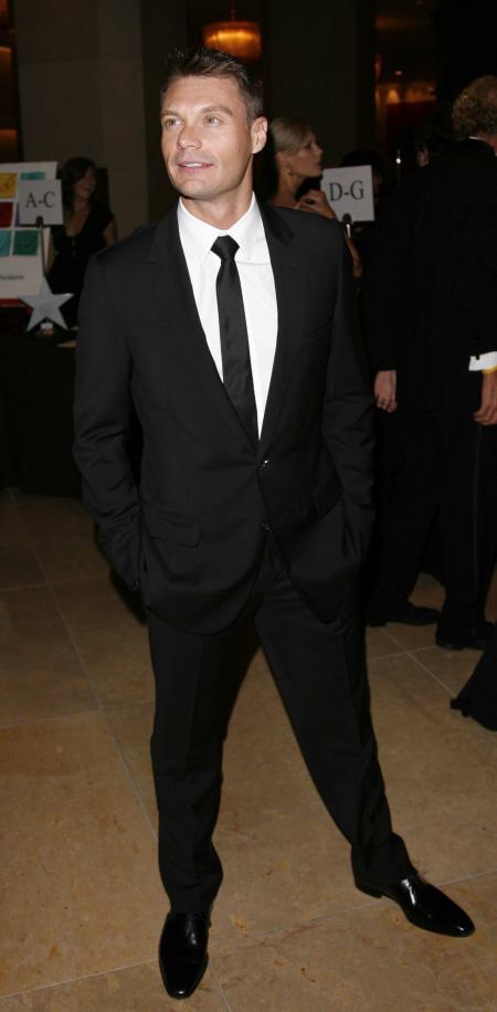 Ryan Seacrest YMA