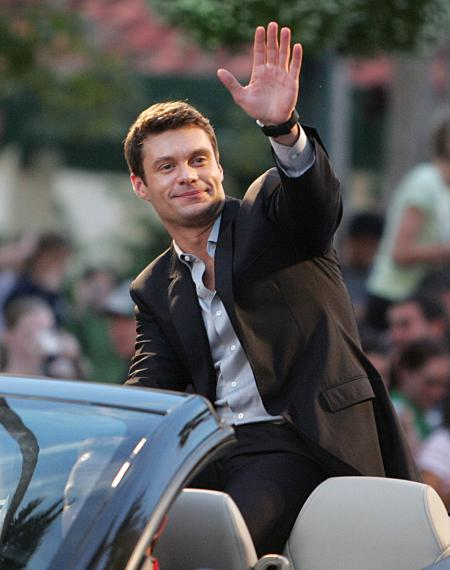 Ryan Seacrest Disneyland