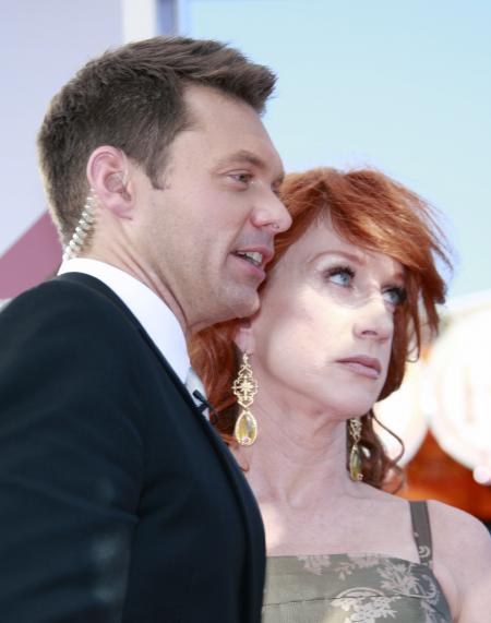 Ryan Seacrest Kathy