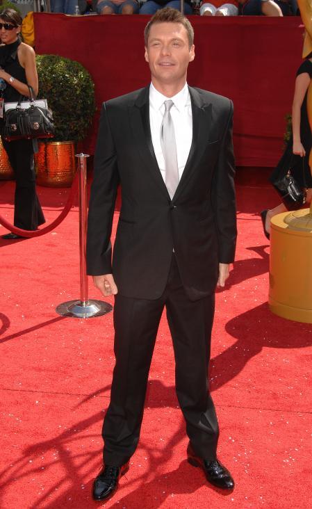 Ryan Seacrest Red Carpet host
