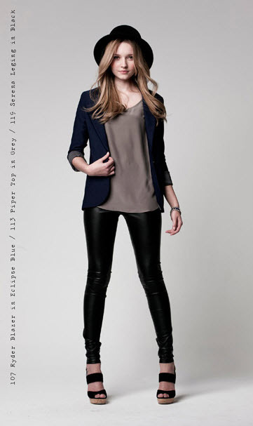 Ryder Blazer, Piper Top and Serena Legging