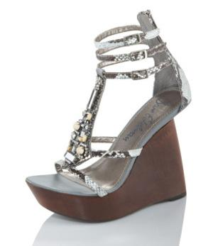 Sam Edelman Gladiator Wedge Sandals