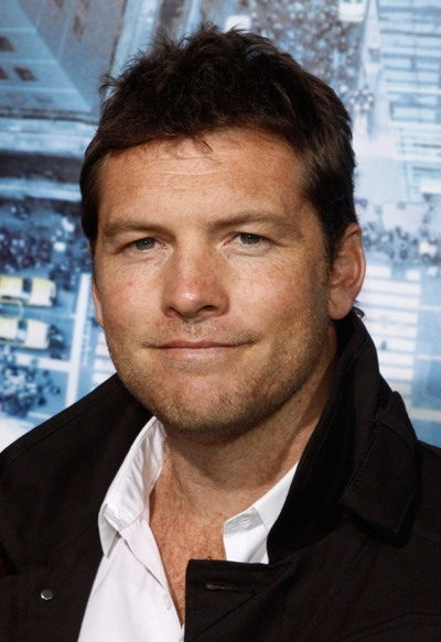 "Sam Worthington attending the ""Man on a Ledge"" premier"