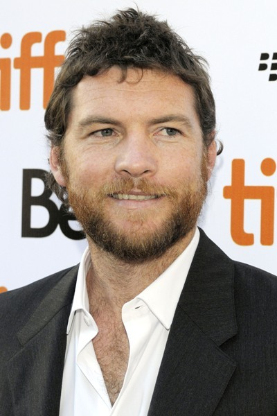 Sam Worthington at the 35th Toronto International Film Festival