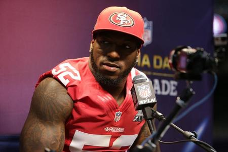 San Francisco 49ers: Patrick Willis