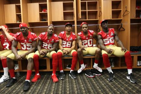 Butts & Biceps: San Francisco 49ers