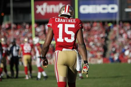 San Francisco 49ers: Michael Crabtree