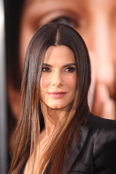 Sleek Sandra Bullock