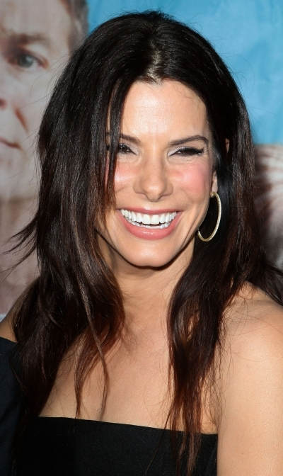 Sandra Bullock Hairstyles on Sandra Bullock S Wild  Do   Celebrity Hairstyles