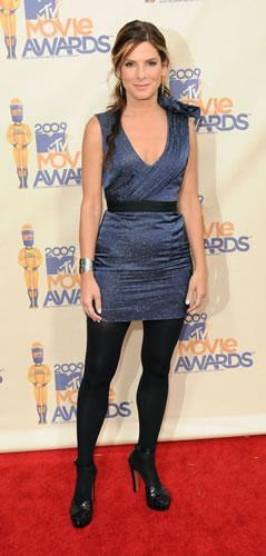 Sandra Bullock at 2009 MTV Music Awards