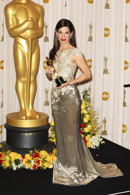 Sandra Bullock - 2010 Oscars