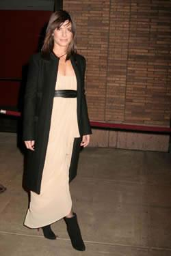 Sandra Bullock at the Glamour Magazine 2006 Women of the Year Awards