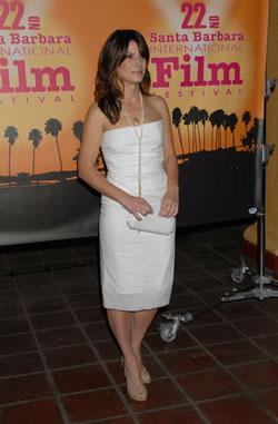 Sandra Bullock at the Santa Barbara Film Festival