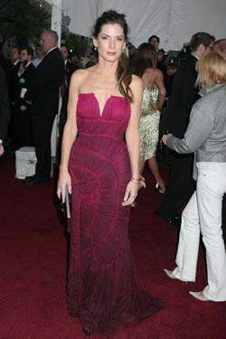 Sandra Bullock  at the Metropolitan Museum of Art Costume Institute Benefit Gala