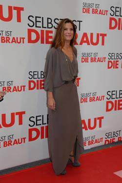 "Sandra Bullock at ""The Proposal"" German Premiere"