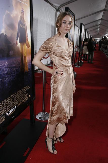 Saoirse Ronan on Red Carpet