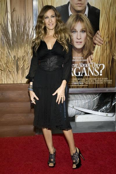 Sarah Jessica Parker at the premiere of 'Did You Hear About the Morgans?'