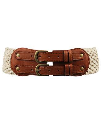 Savina Woven Belt